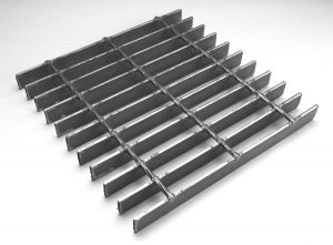 Grating Steel Serrated Galvanis Hotdeep Panjang 6 meter