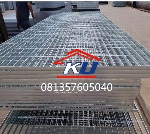 Harga Grating Galvanis Murah Ready Stock Ukuran Tebal 5mm