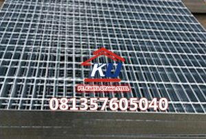 Distributor Grating Steel Murah