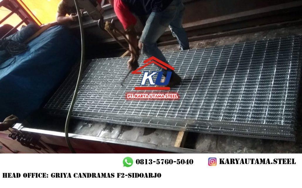 Distributor Steel Grating Galvanis